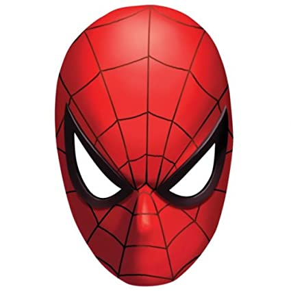 """Spiderman Classic paper Party Masks, ..."