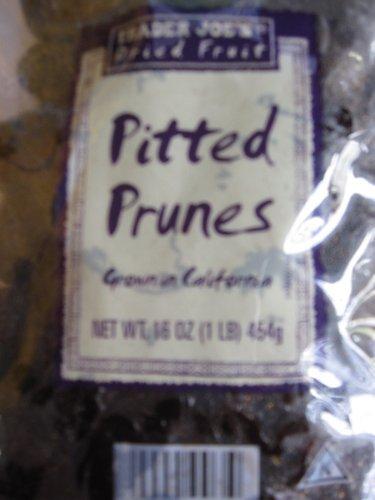 2 Pkg. Trader Joe's Pitted Prunes