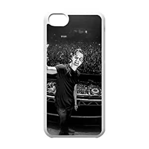 iPhone 5c Cell Phone Case White hd92 martin garrix dj celebrity music Jbave
