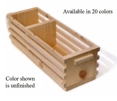 - Renewed Décor Bathroom Organizer Crate, Available in over 25 Colors