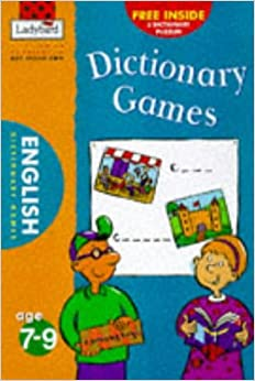 Dictionary Games (National Curriculum English - Key Stage 2 - Using Your Skills: Ages 7-9)