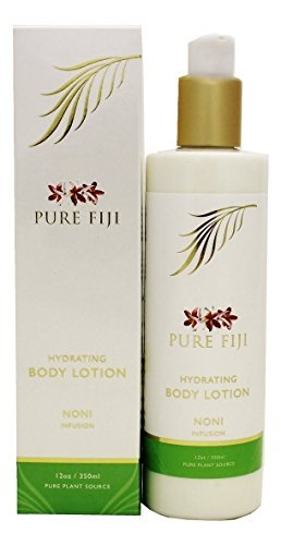 Pure Fiji Hydrating Body Lotion NONI Infusion, 12 oz. (Best Hydrating Body Lotion)