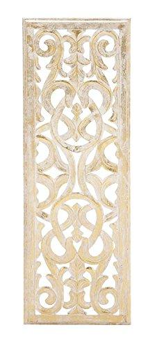 Deco 79 96070 Wood Wall Panel, 12