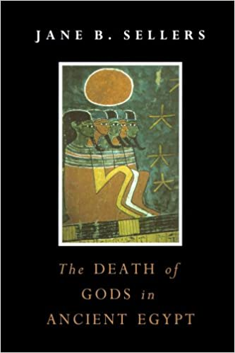 Amazon the death of gods in ancient egypt 9781430317906 jane the death of gods in ancient egypt revised edition fandeluxe Choice Image