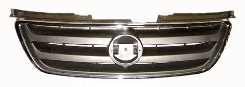 OE Replacement Nissan/Datsun Altima Grille Assembly (Partslink Number ()