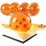 ドラゴンボール(DRAGON BALL)水晶 ドラゴン 龍球 五星球 1点 クリスタル 7cmコスプレ小道具 Ruleronline