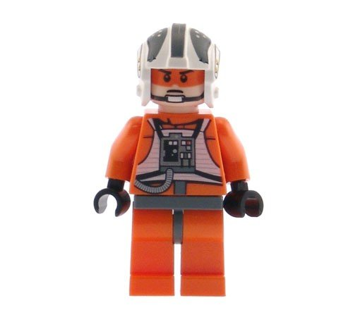 LEGO Star Wars Figure Packs  Zev Senesca Rebel Pilot Minifigure For Sale