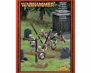 Games Workshop - 99120207008 - Warhammer - Figurine - Guerriers Squelettes (X5)