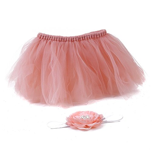 Traje 5five Falda de Vestido Fotograf Girl Tutu Baby XxqrHX