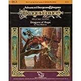 img - for Dragons of Hope (Dragonlance module DL3) by Tracy Hickman (1984-09-03) book / textbook / text book