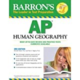 img - for Barron's AP Human Geography 3rd (Third) Edition byMarsh ( Paperback ) book / textbook / text book