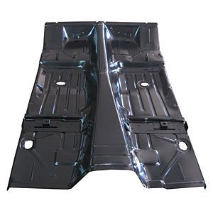 (Auto Metal Direct 400-3567 Steel Floor Pan - Full )