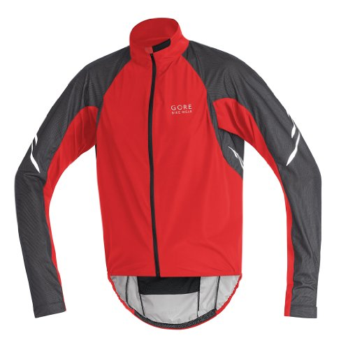 Gore Bike Wear Xenon AS Jacket - Men's Red/Black, S
