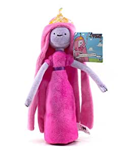 "Jazwares Adventure Time Princesa BubbleGum 11 ""peluche"