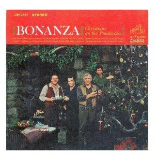 Bonanza Christmas On The Ponderosa