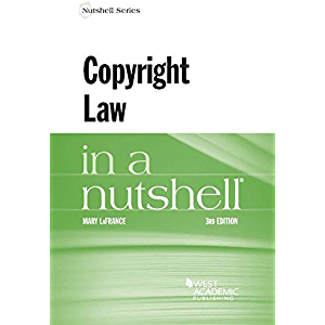 Copyright Law in a Nutshell (Nutshells)
