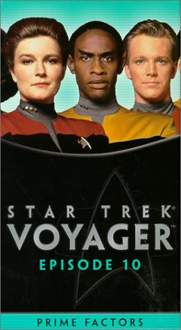 Star Trek - Voyager, Episode 10: Prime Factors [VHS]