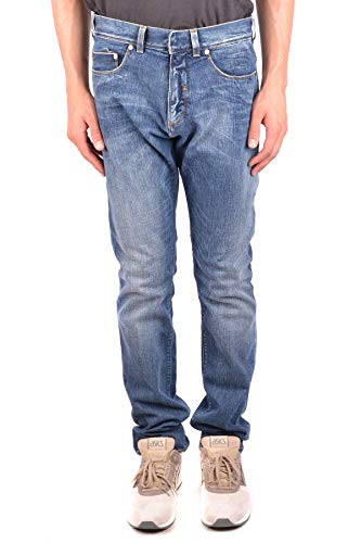 Uomo Cotone Neil Jeans Blu Mcbi220101o Barrett Oxw1Bq