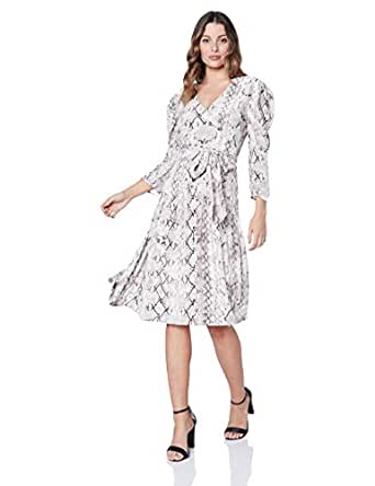 Ministry of Style Women's Sabine Ballerina Dress, Sabine Print, 10