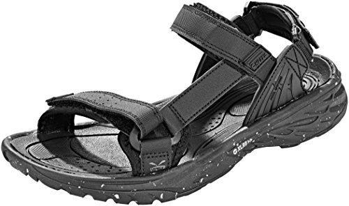 Black Strap Walking Life Lightweight 7 Hi UK Wild EU Tec Sandals 41 Adjustable VYPER Mens qXqBSx1