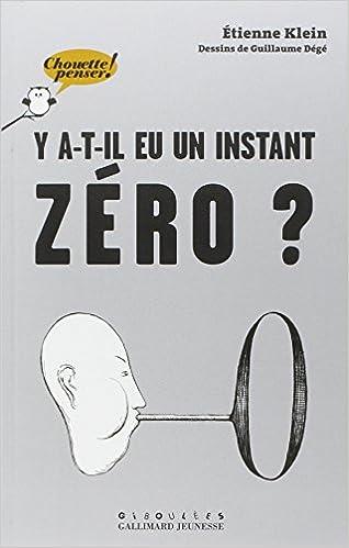 Livres gratuits en ligne Y a-t-il eu un instant zéro? epub, pdf