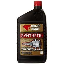 Wolf's Head 836-92866-56 Motor Oil (SYN ATF 12/1QT)