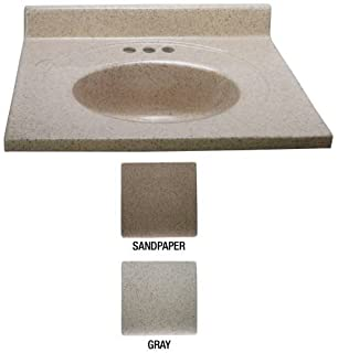 bathroom vanity tops with sink. PREMIER BATHROOM VANITIES  CABINETS 112014 Bathroom Vanity Top With Backsplash And Oval Bowl 4 Imperial FW3122CAPSS Center Wave