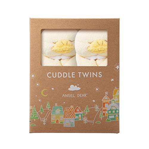 Angel Dear Cuddle Twin Set, Yellow Duck ()