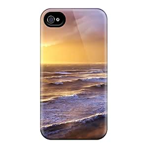 Top Quality Cases Covers For Iphone 6 Cases With Nice Stormy Sunset Appearance