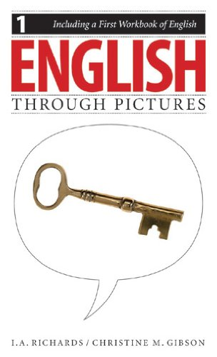 English Through Pictures, Book 1 and A First Workbook of English (English Throug Pictures) (Bk. 1)