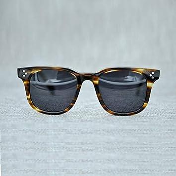 LKVNHP Nueva Marca Square Gafas De Sol Polarizadas Afton ...