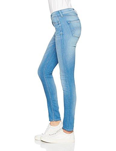 Rise Scst Santa Bleu Nora Jeans Mid 567 Stretch Cruz Tommy Skinny Femme XWFUEFqc