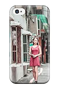 7913844K10927043 New Super Strong Mood PC Case Cover For Iphone 4/4s BY icecream design