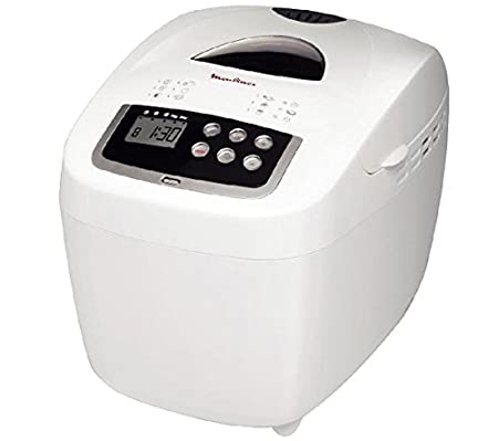 Moulinex OW110130 Color blanco 600W - Panificadora (De plástico ...
