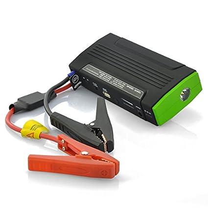 13600mAH Powerbank-Cargador arrancador de batería para coche ...