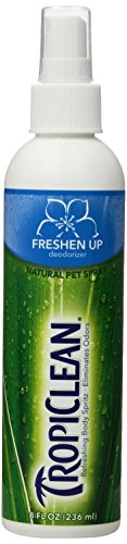 Tropiclean Fresh Breeze Pet Deodorizer Spray, 8 Ounce