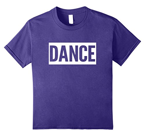 Kids FUNNY DANCE DANCING T-SHIRT [DANCER CLOTHING & GIFT IDEA] 10 (Disco Outfit Ideas)