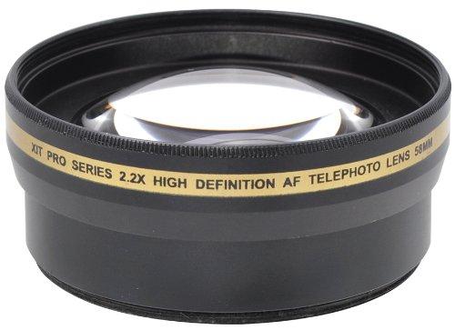 Xit XT2X58 - Teleconverter Lens - Designed for Camera/Camcor