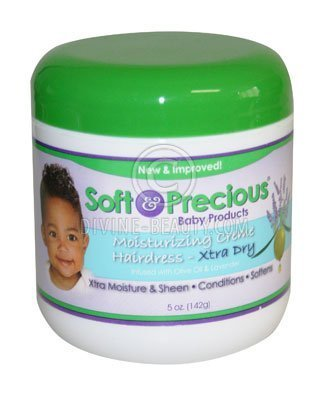 Moisturizing Creme Hairdress Xtra Dry, 5 Ounce