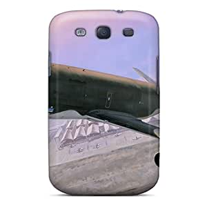 QqZkLED9126TJAwe Tpu Case Skin Protector For Galaxy S3 Kc-135 Stratotanker With Nice Appearance