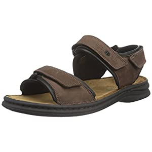 Josef Seibel Rafe, Men's Sling Back Sandals