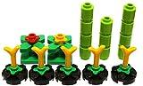 LEGO Minecraft Terrain Accessory Set of Plants