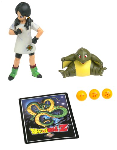 Amazon Dragonball Z Series 60 Action Figure Babidi Saga Videl Stunning Bownloab Rade Ba Idi