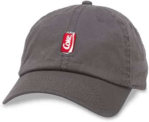 4ee3eabb69fee American Needle Micro Slouch Casual Baseball Dad Hat Coke Coca Cola Bottle