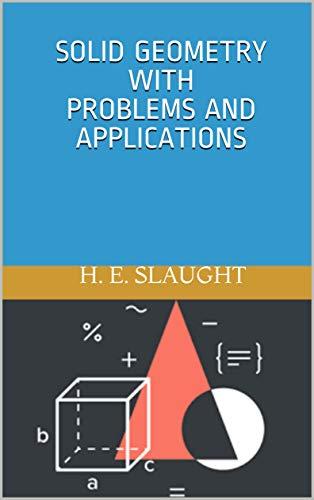 Solid Geometry Ebook