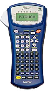 Brother pt 1400 p touch handheld labeler for Brother label printer templates