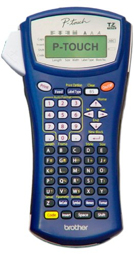 Brother PT-1400 P-Touch Handheld Labeler