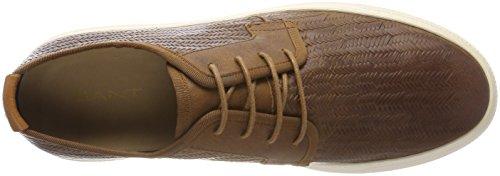 Gant Star, Sneaker Uomo Marrone (Cognac)
