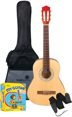 Westwood 1/2-size Beginner Guitar Pack