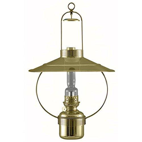 Den Hann Boat Main Cabin Oil Lamp by Den Hann